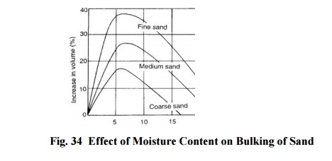 Cement: Natural Aggregates and Bulking