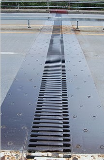 Expansion joint and design
