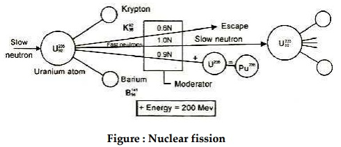 Fission Energy, Chain Reaction, Fusion Energy