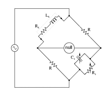 Maxwell bridge: Definition, Circuit Diagram, Explanation, Advantages ...