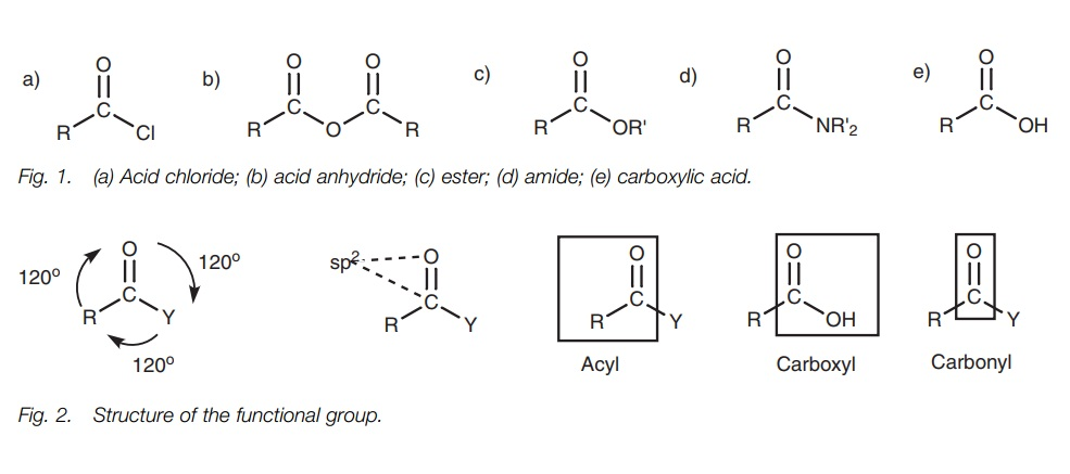 Structure and properties of Carboxylic acids and carboxylic acid derivatives
