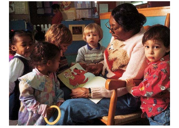 The Impact of Child Care - Socioemotional Development in Infancy and Childhood