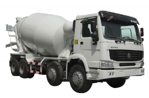 Transporting of concrete