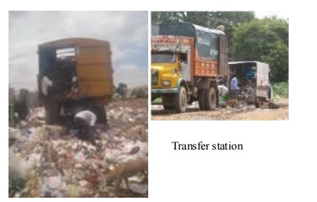 Types of Municipal Solid Waste Transfer Station
