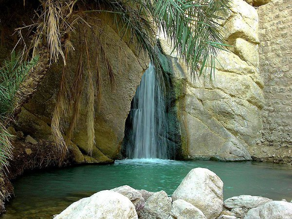 Travel : In a Tunisian Oasis