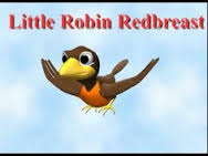 Little Robin Redbreast sat upon a tree