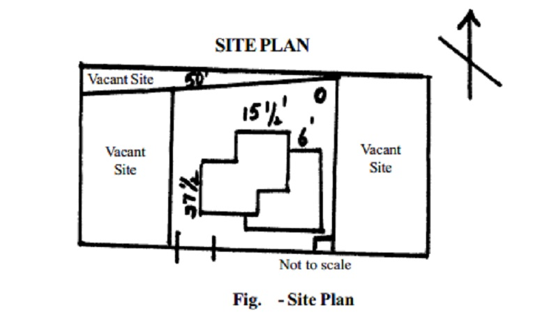House plans and Site Plan