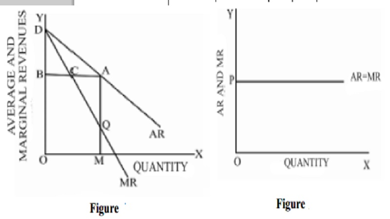 Concepts Of Revenue : Average, Marginal Revenue(AR,MR)