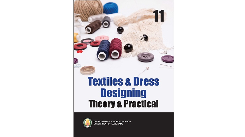 Textile and Dress Designing 11th std