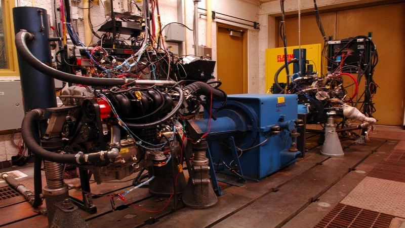 Advanced Internal Combustion Engineering